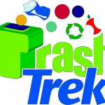 logo trash trek